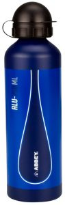 abbey-camp-drinkfles-mat-aluminium-075-liter-marinekobaltwit-075-l