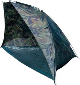 abbey-camp-strandtent-polyester-camouflageprint-legergroen
