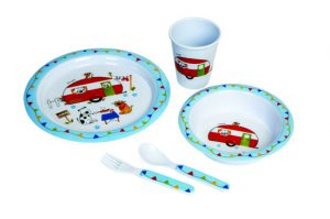 kinderservies-charly-friends-5delig-100-melamine