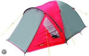 yellowstone-ascent-3-koepeltent-3persoons-rood