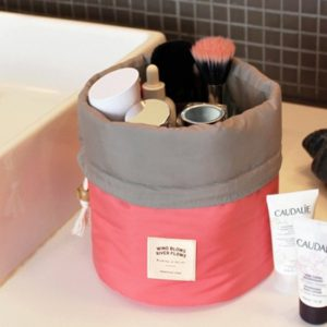 roze-make-up-tasje-toilettas-etui-organizer-opberger-toilettas-travel-organizer-reis-toilet-bag-organiser-dames-make-up-tas-koffer-opberg-box-reis-cosmetica-tas-opbergsysteem-houder