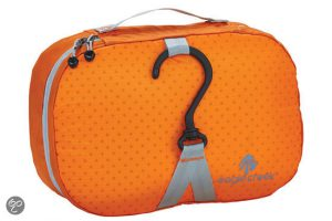 eagle-creek-packit-specter-wallaby-cosmetica-tas-small-oranje