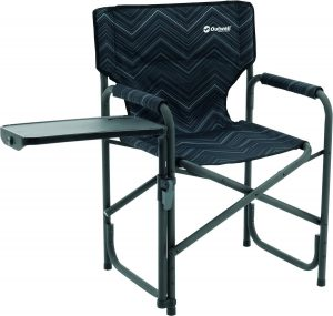 Outwell-Chino-Hills-Camping-zitmeubel-with-Side-Table-zwart