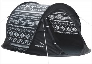 easy-camp-tent-antic-tribal-popup-tent-2persoons-zwartwit